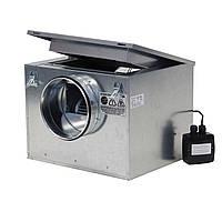 Soler&Palau CAB - канальный вентилятор в шумоизолированном корпусе