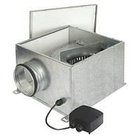 Soler&Palau CVB slimbox - канальный вентилятор в компактном шумоизолированном корпусе