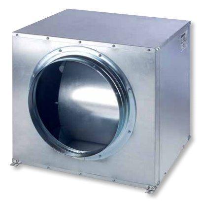 Soler&Palau CVB CENTRIBOX - канальный вентилятор в шумоизолированном корпусе
