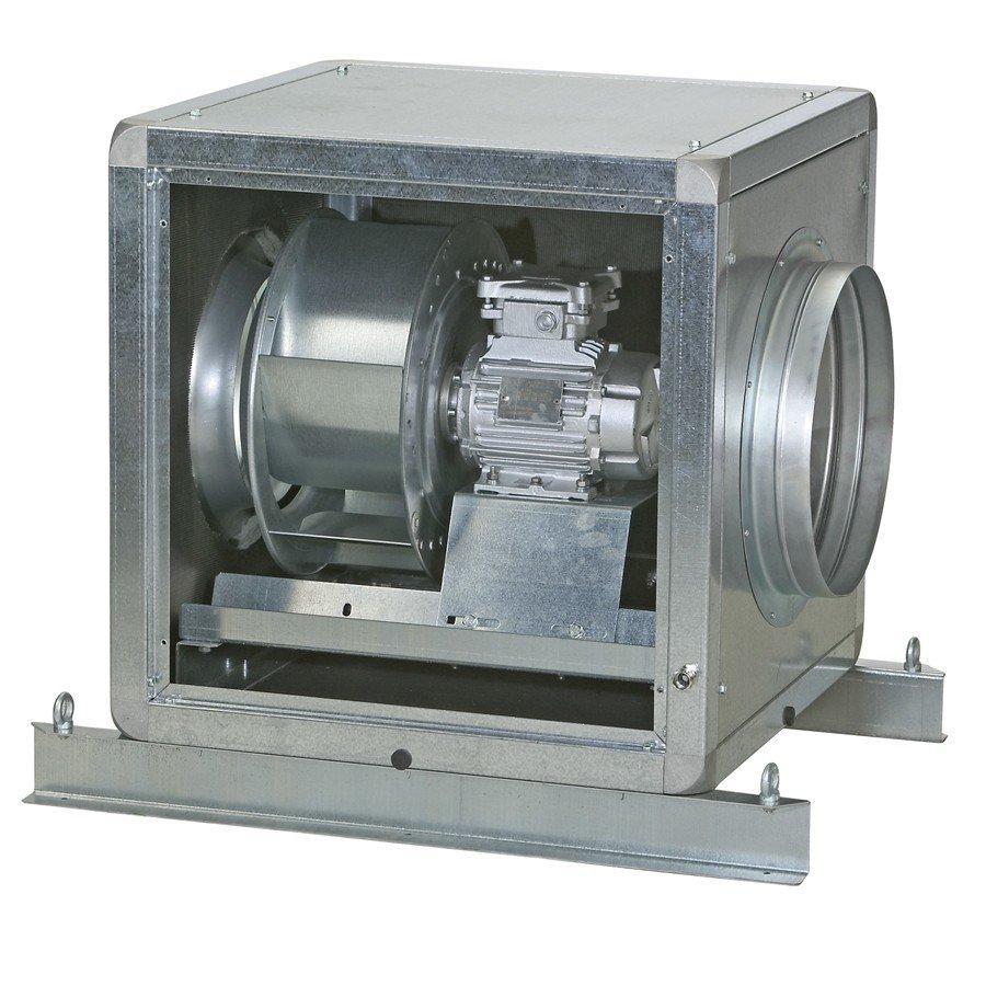 Soler&Palau CHAT - канальный вентилятор для систем дымоудаления