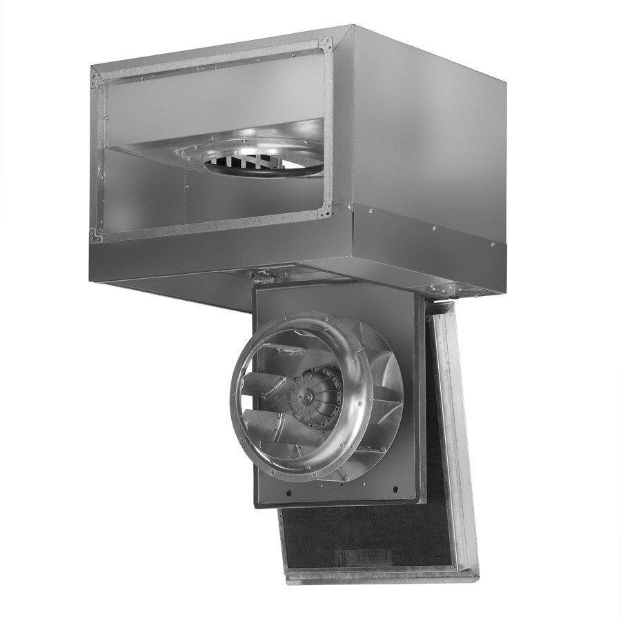 Soler&Palau IRAB - канальный вентилятор для воздуховодов прямоугольного сечения