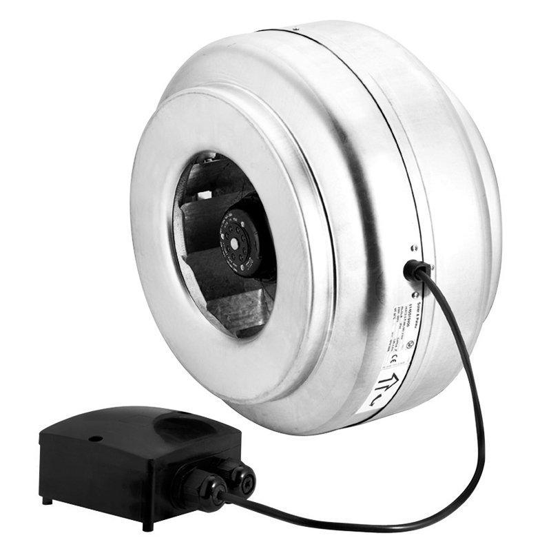 Soler&Palau VENT-150 B - канальный вентилятор для монтажа в воздуховоды круглого сечения