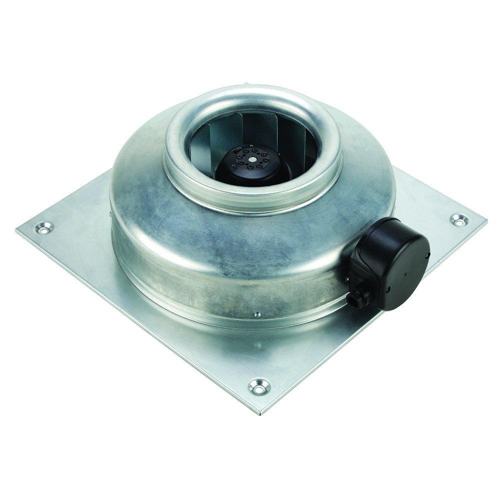 Soler&Palau VENT/V-125 N - круглый канальный вентилятор с монтажной пластиной