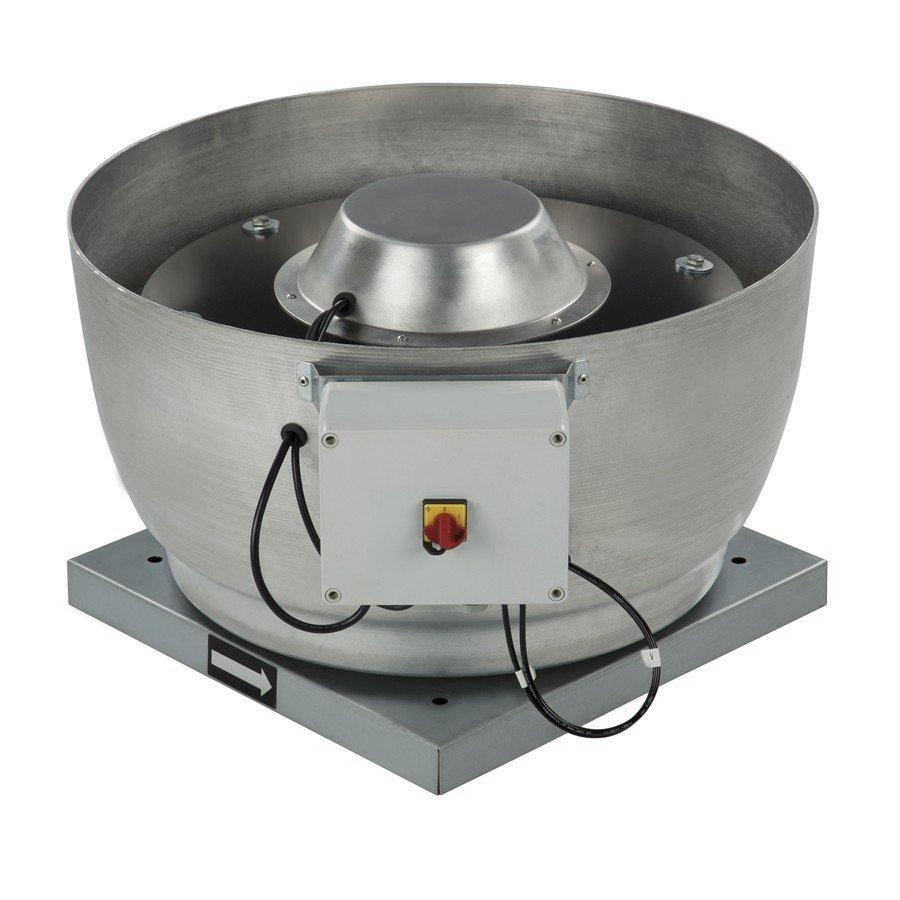 Soler&Palau CRVT - крышный вентилятор промышленного назначения