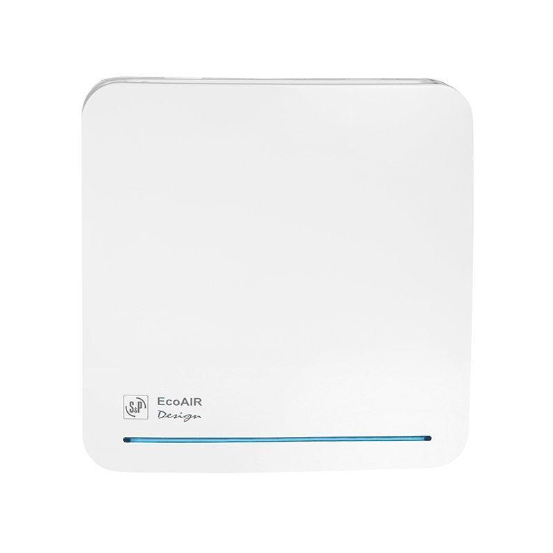 Центробежный вентилятор для ванной Soler&Palau EcoAIR SLC ECOWATT, с регулятором скорости