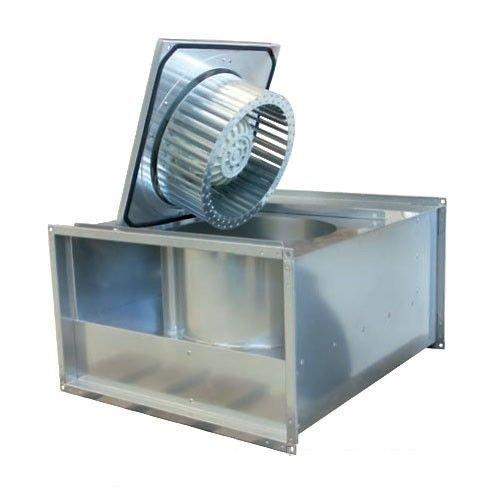 Systemair KT - прямоугольный канальный вентилятор центробежного типа