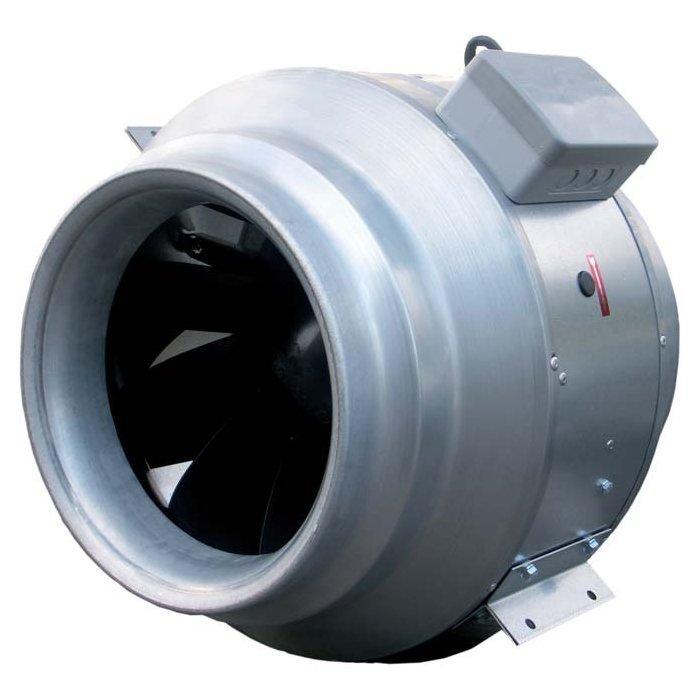 Systemair KD EC - круглый канальный вентилятор с EC двигателем