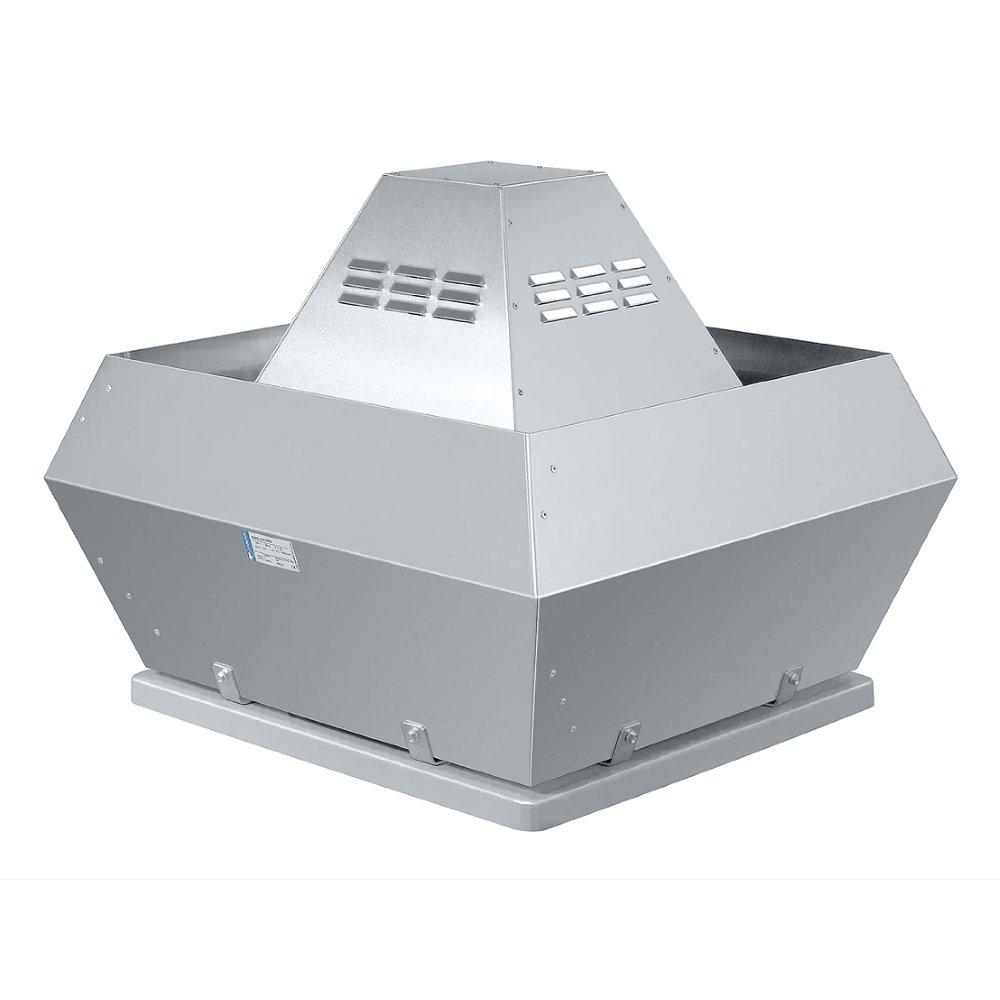 Systemair DVNI - крышный вентилятор промышленного класса с шумоизолированным корпусом