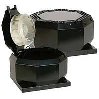 Systemair TOE - крышный вентилятор промышленного класса