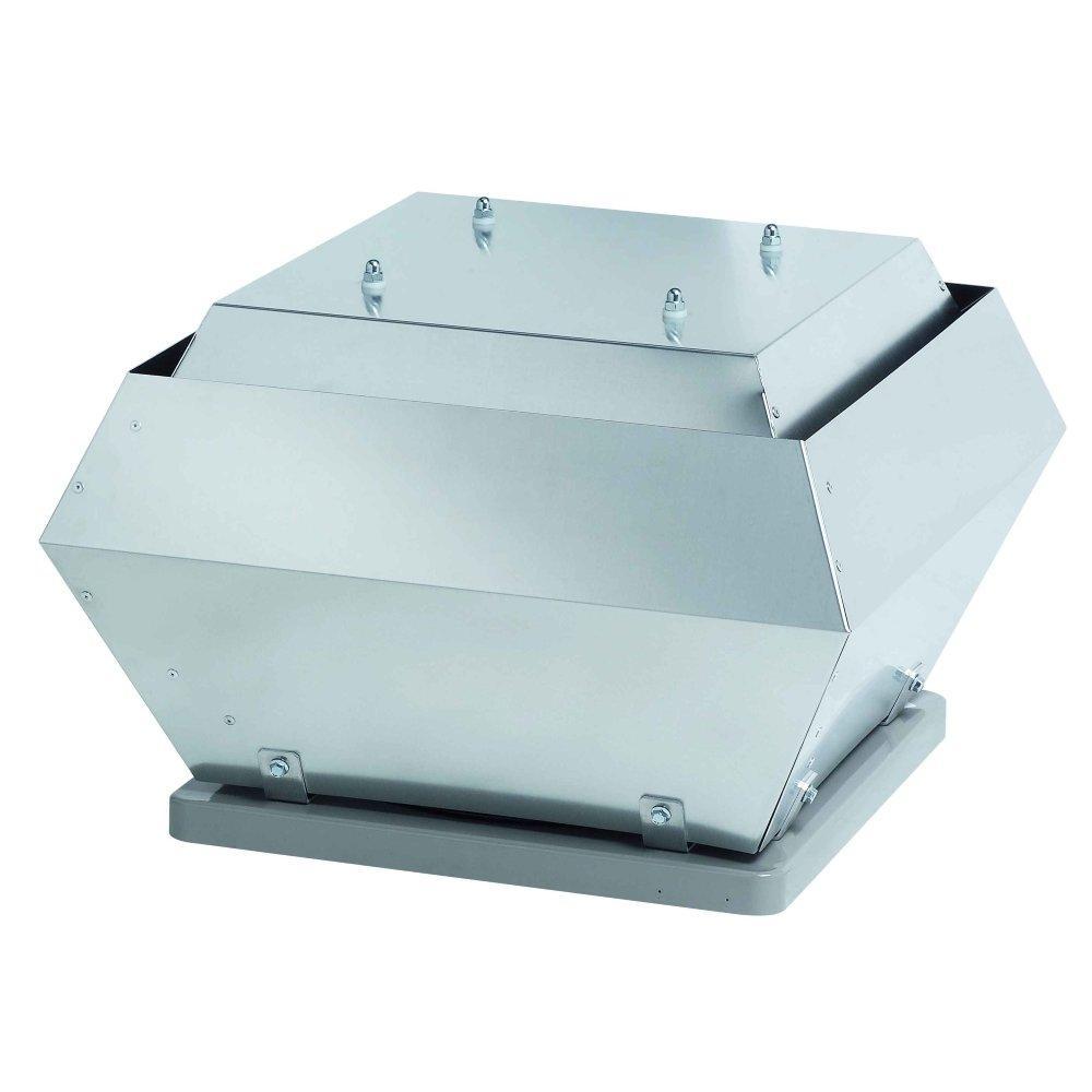 Systemair DVCI - крышный вентилятор с интеллектуальнолй системой регулировки скорости двигателя