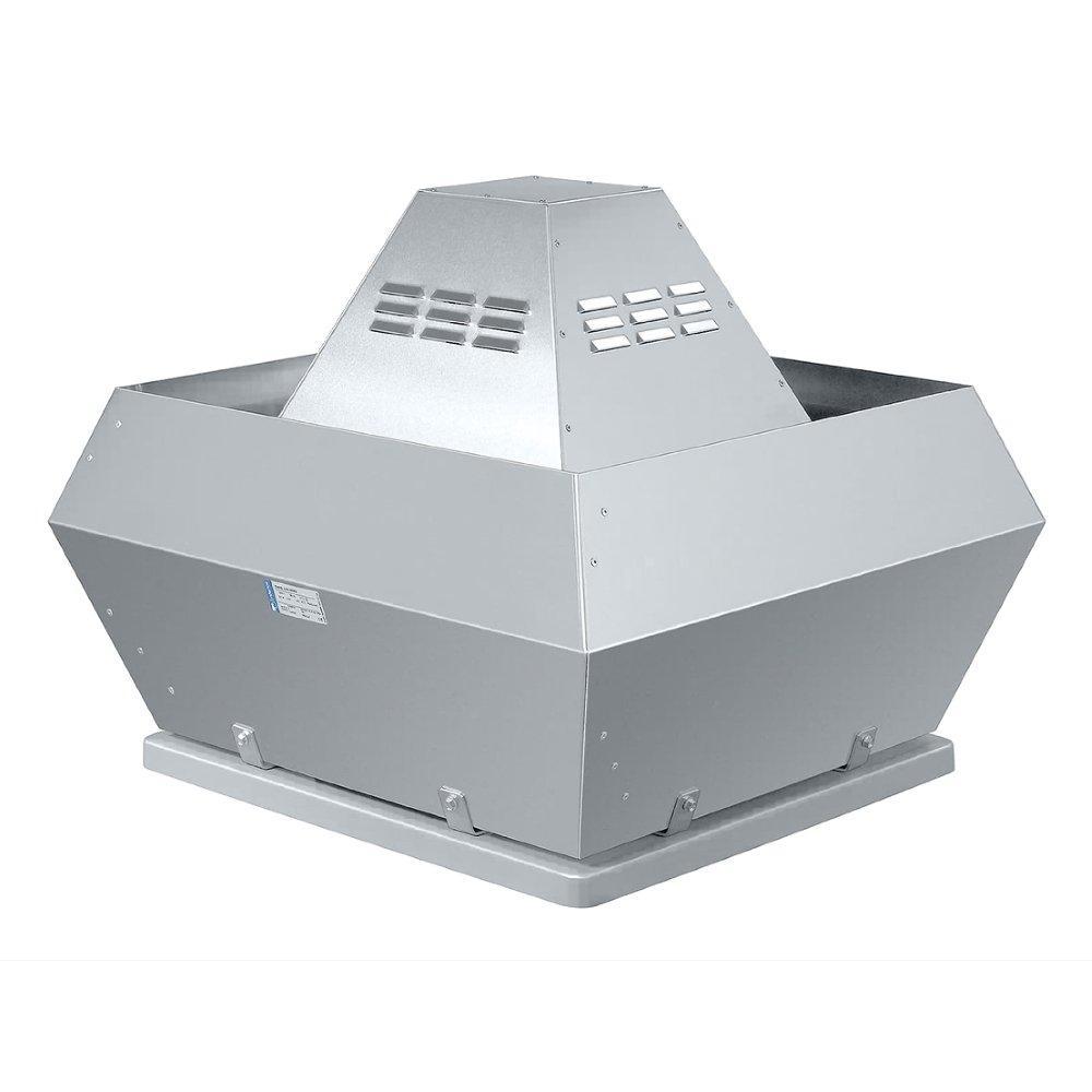 Systemair DVN - крышный вентилятор для работы при высоких температурах и агрессивных средах