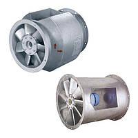 Systemair AXCBF - осевой промышленный вентилятор для удаления воздуха при высоких температурах