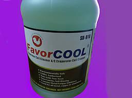 Засіб очищення кондиціонерів FavorCool Sb-910 (випарник +фільтр Зелений 3,8 л.