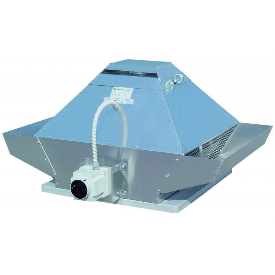 Systemair DVG-V - крышный вентилятор дымоудаления