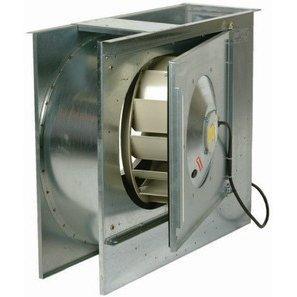 Systemair CKS 355-3 - центробежный вентилятор