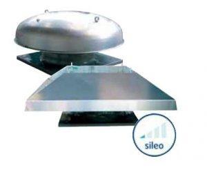 Systemair DHA sileo (Швеция) - крышный вентилятор