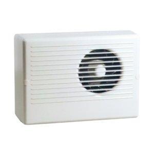 Systemair CBF 100LTH - вентилятор с датчиком влажности и таймером