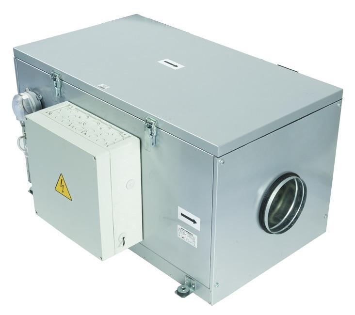 Вентс ВПА 200-5,1-3 приточная установка