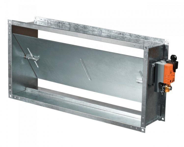 Дроссель-клапан Вентс КРА 600х350