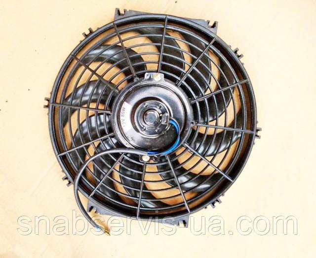 """Вентилятор радиатора кондиционера 10"""""""
