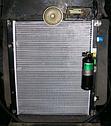 Конденсор (радіатор) кондиціонера МТЗ, фото 4
