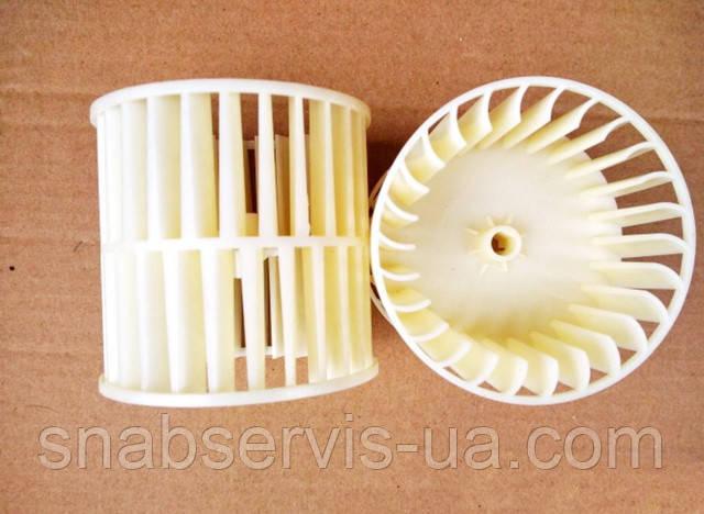 Крыльчатка (лопасть) вентилятора испарителя