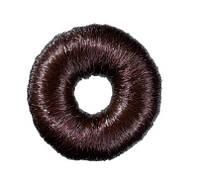 Вкладка-бублик Comair волосяной, Ø 9 см, коричневый