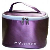 Косметическая сумочка + промопакет MYscara