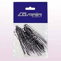 Шпильки для локонов Comair, 500 шт, Ø1,20 х 45 мм, черные