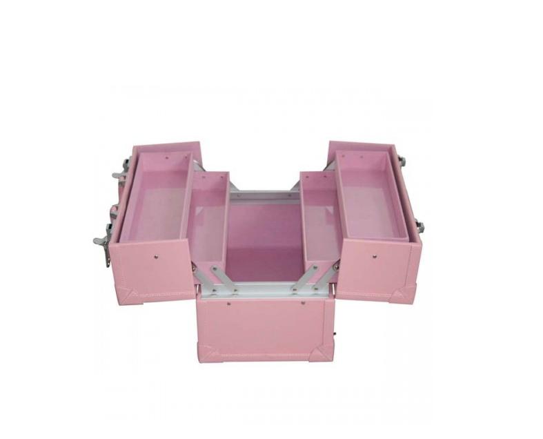 Кейс для визажиста Pink