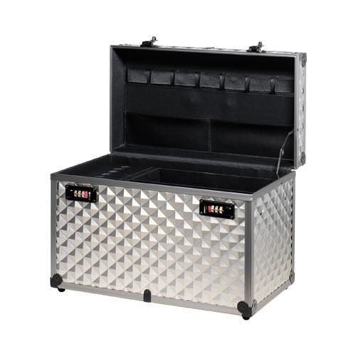 Кейс для інструментів Topas Profi 7000878 сріблястий