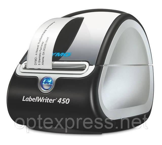 Профессиональный принтер этикеток LabelWriter 450 DYMO