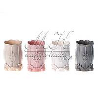 Підставка-стакан для кистей, пилок PDK-M-00, різні кольори