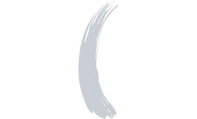 Тушь для волос PlayUpColor 1 белая