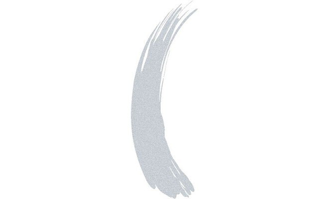 Тушь для волос PlayUpColor 13 серебристая