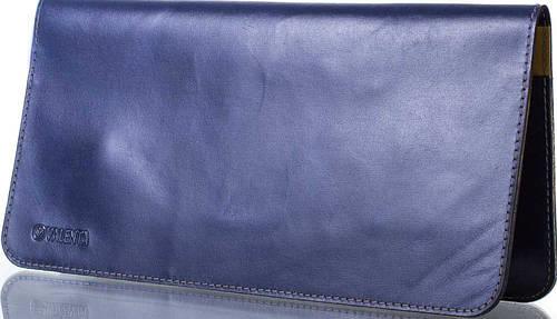 Женская уникальная кожаная обложка для документов и авиабилетов VALENTA (ВАЛЕНТА) VXP591512