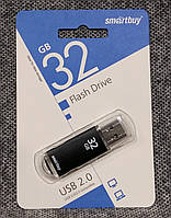USB флешка Smartbuy 32GB V-Cut black