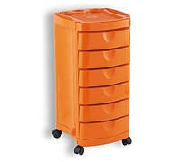 Ceriotti Тележка Ciak оранжевая