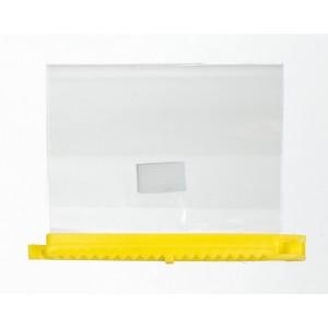 Пакеты для мелирования Comair желтые 13см (20шт)