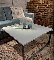 Стол журнальный BRIGHTON S (89.5*89.5*45см) MDF мокко, Nicolas