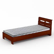 """Кровать """"Стиль""""-90 Односпальная Компанит, фото 2"""