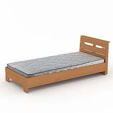 """Кровать """"Стиль""""-90 Односпальная Компанит, фото 3"""