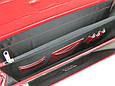 Женский деловой портфель из эко кожи AMO Польша SST07 красный, фото 8