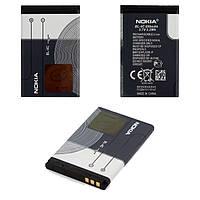 Батарея (акб, аккумулятор) BL-4C для телефонов Nokia, 860 mAh, оригинал