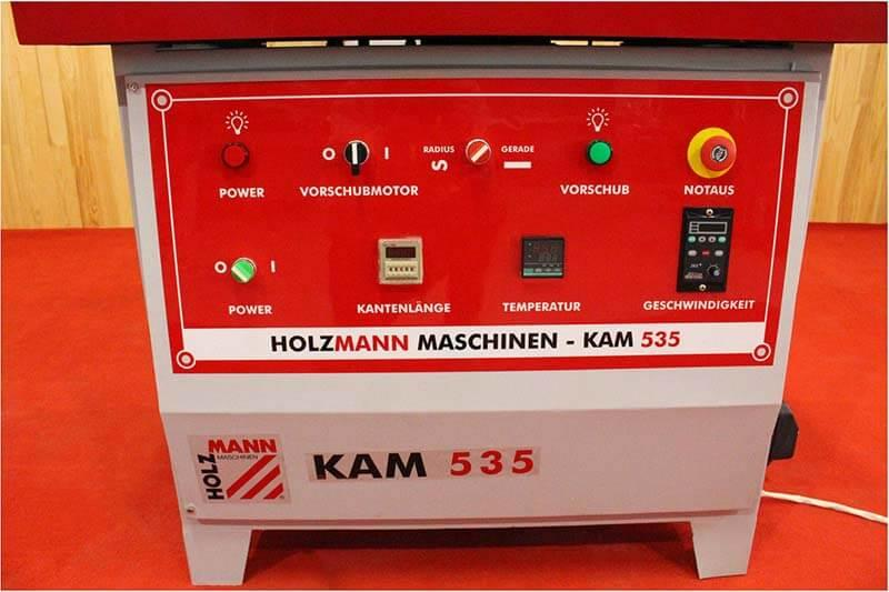 Кромкооблицовочный станок Holzmann KAM 535, фото 2