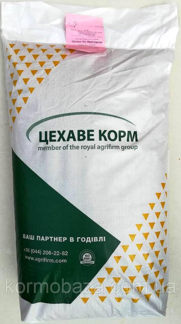 Добавка БМВД для свиней 25-110кг Цехавит стандарт 10%