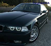 Реснички бровки тюнинг BMW E36 короткие