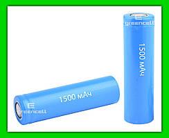 Аккумулятор 18650 1500 mAh 3.7V Li-ion