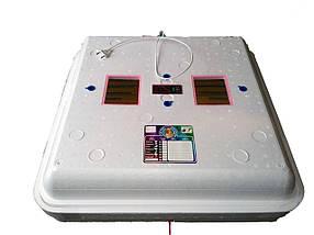 """Инкубатор механический цифровой """"Рябушка"""" Smart Turbo 70 + вентилятор"""