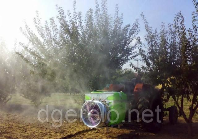 Обработка СЗР плодовых деревьев и кустарников
